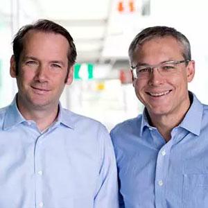 Dr. Valentin Kahl, CEO and Dr. Roman Zantl, CEO, Ibidi
