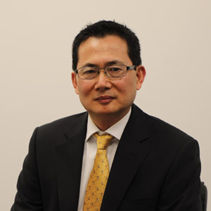 Dr. Zheqing Cai, CEO and founder, CL Laboratory