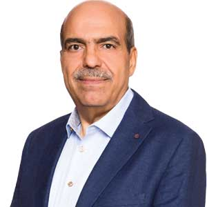 Mohammed Bouhajib, VP, Pharma Medica Research Inc