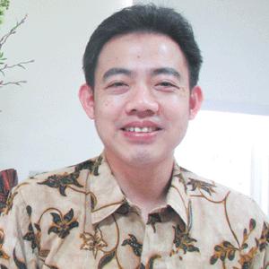 Erizal Sugiono, Director, Prodia the CRO