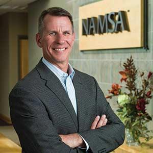 John Gorski, CEO and President, NAMSA