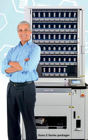 Noritsu: Smart Automated Pill Dispensing