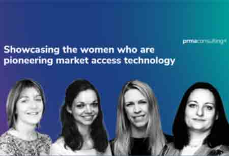 Showcasing the women who are pioneering market access technology