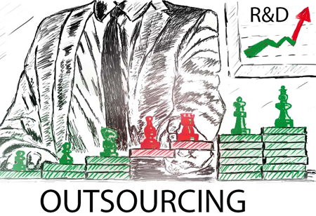How Outsourcing R&D Processes to CROs Can Enhance Efficiency
