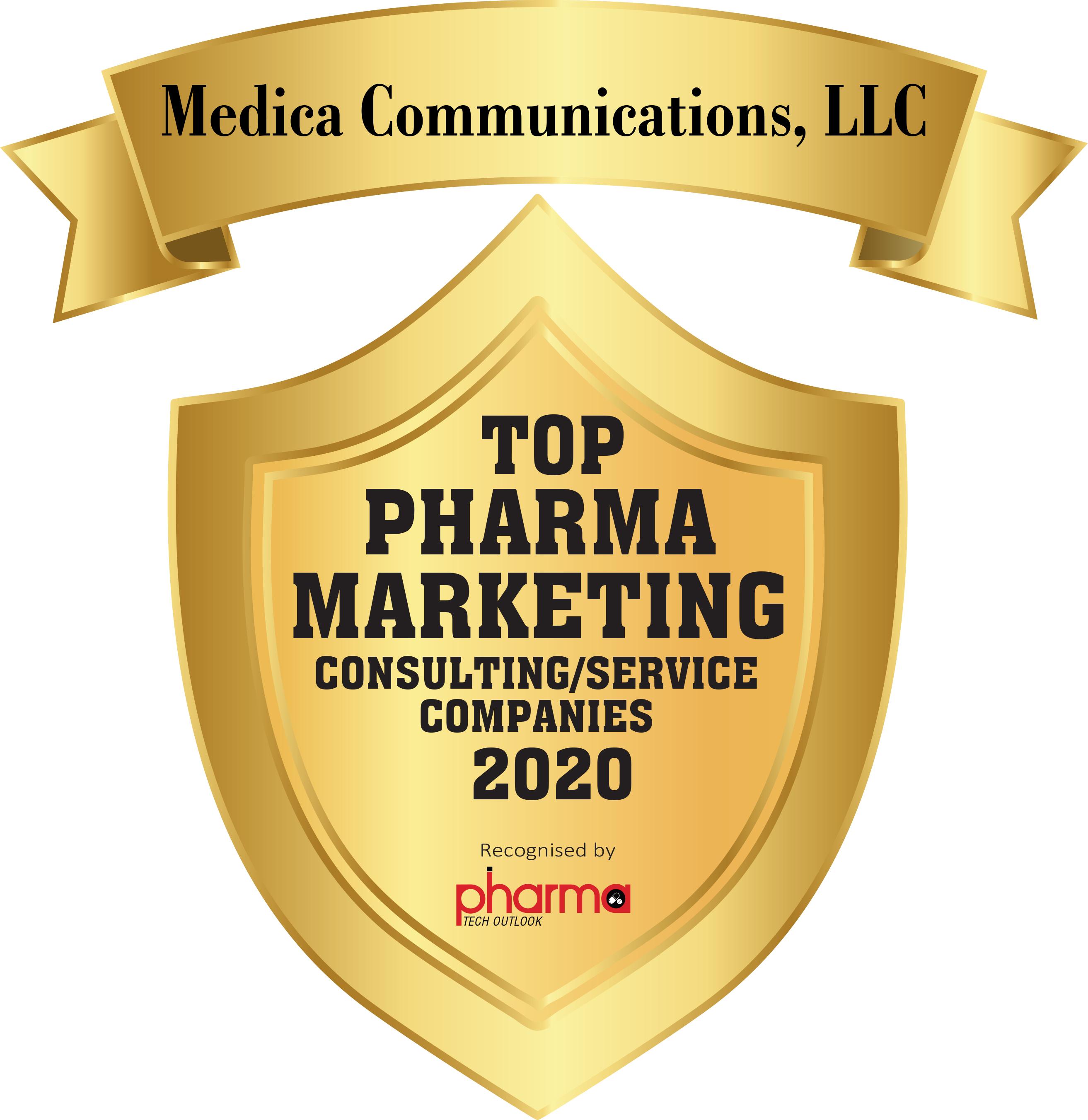 Top 10 Pharma Marketing Consulting/Service Companies - 2020