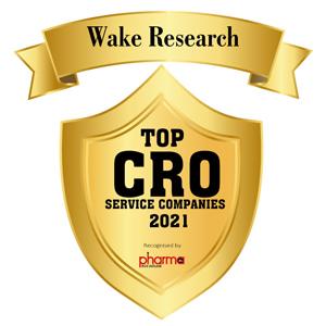 Top 10 CROs - 2021