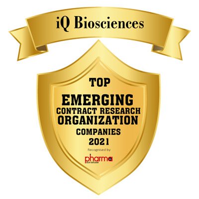 Top 10 Emerging CROs - 2021