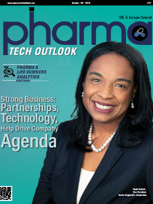 Strong Business: Partnerships, Technology, Help Drive Company Agenda