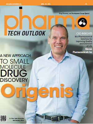 Origenis: A NEW APPROACH TO SMALL MOLECULE DRUG DISCOVERY