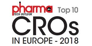 Top 10 CROs in Europe - 2018