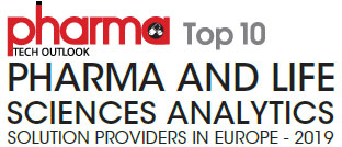Top 10 Pharma and Life Sciences Analytics Companies in Europe - 2019