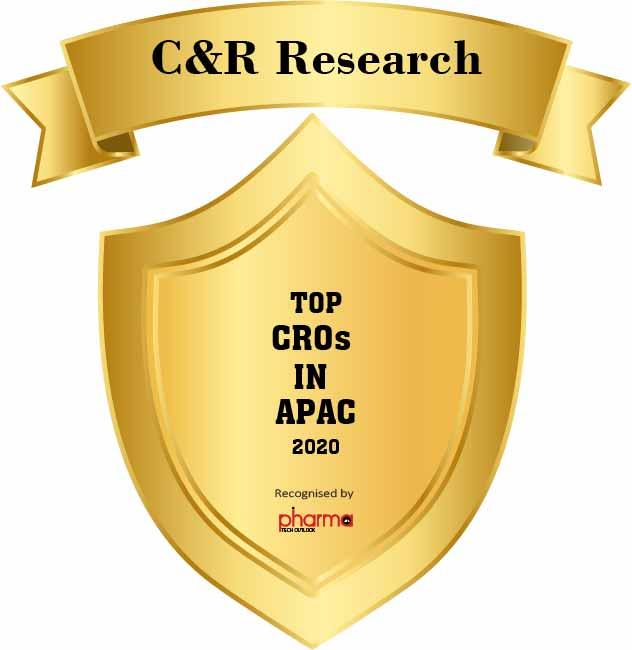 Top 10 CROs in APAC - 2020