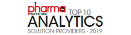Top 10 Analytics Solution Providers - 2019